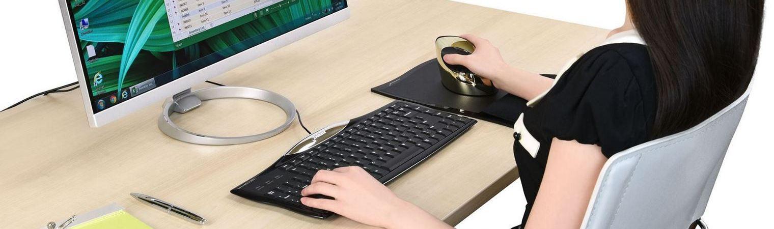 Mouse Friendly Keyboard