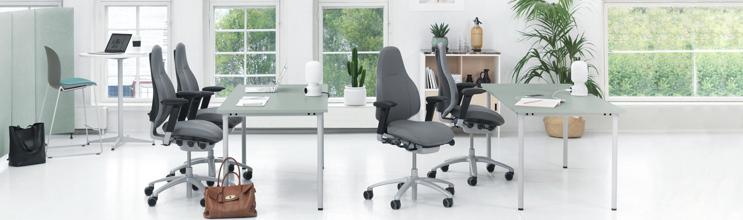 RH Mereo Ergonomic Seating