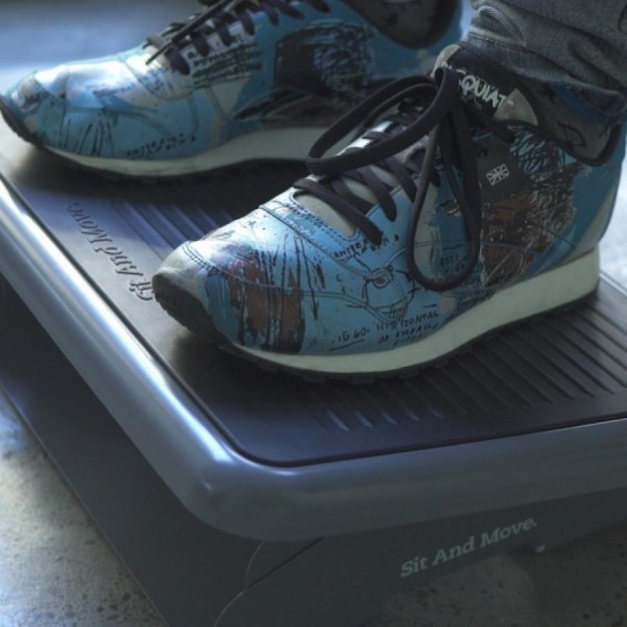 Anti-Fatigue Mat & Footrest