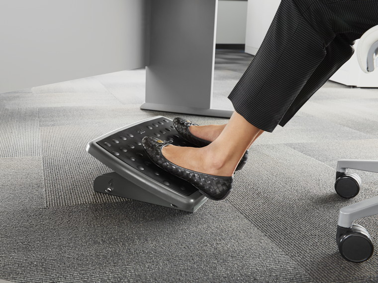 HD + Compact footrests