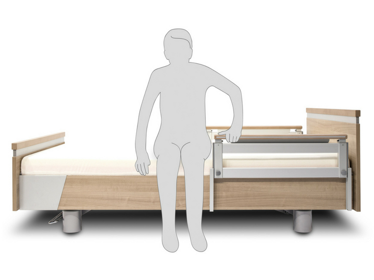 Aura Adjustable Bed