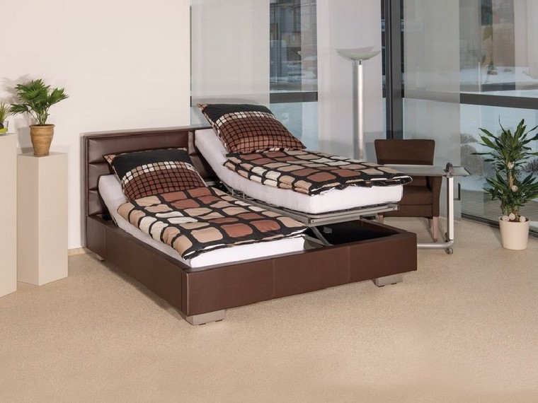 Gala Adjustable Hi Lo Bed (Left Side)