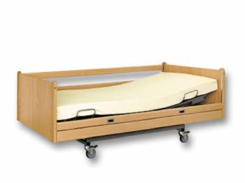 Nicole Adjustable Hi Lo Bed