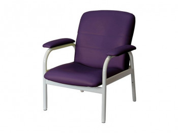 Cardiff Day Chair - Low Back - Purple