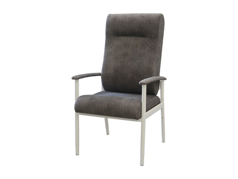 Chelsea Day Chair - High Back - Charcoal