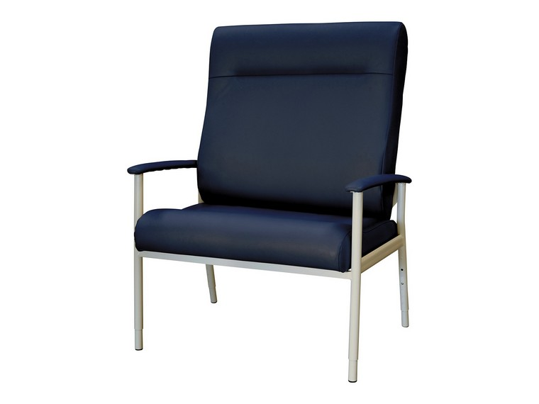 Chelsea Day Chair - Super King - Navy