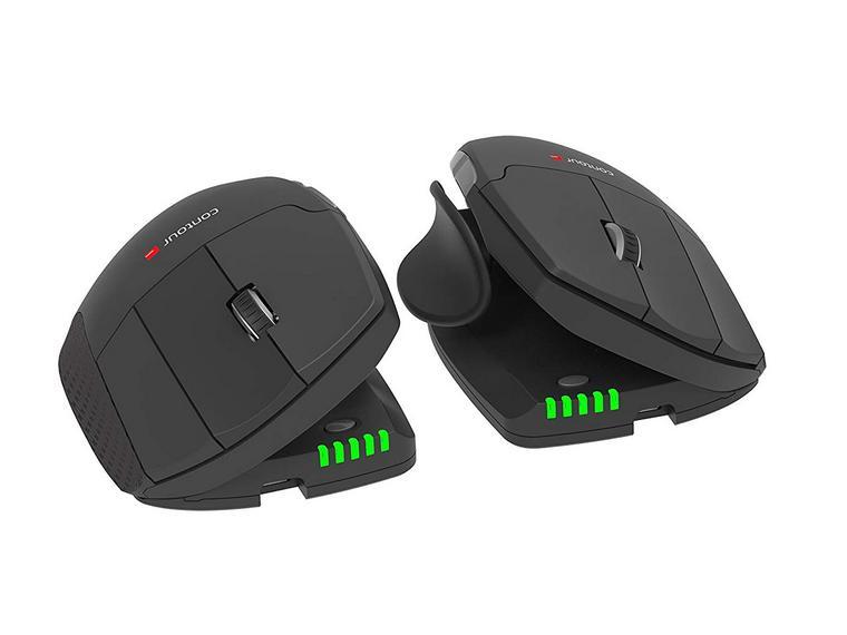 UniMouse - Ergonomic Office Mouse
