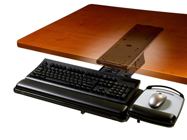 3M Adjustable Keyboard Tray
