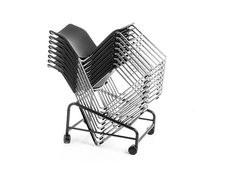 One Stacking Visitor Waiting Room Chair