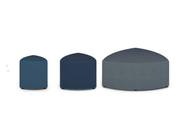 Ottomans, Box, Cube, Straight, round, triangle, circular, pebble