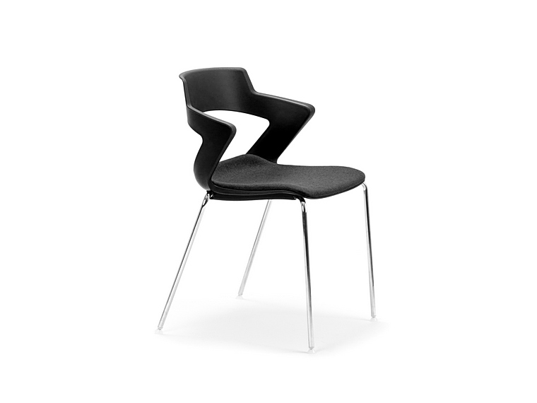 Zen Visitor Chair - 4 Leg