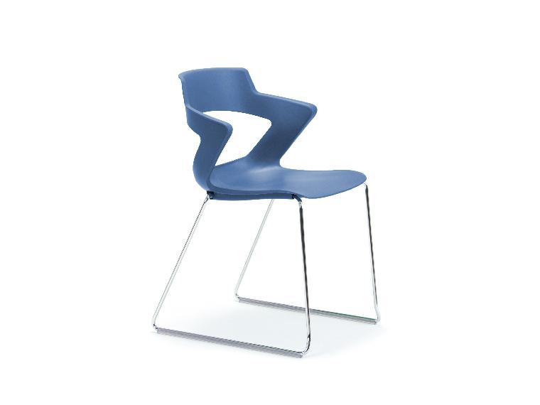 Zen Visitor Chair - Bar Stool