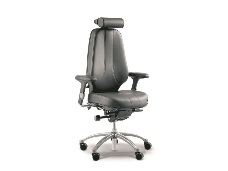 RH Logic Elite 24/7 - High back with Headrest