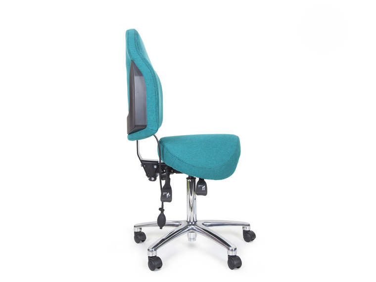 Flexi Perch Saddle Drafting Chair
