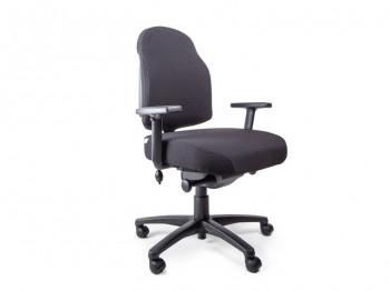 Flexi Plush LB Low Back Ergonomic Office Chair Melbourne