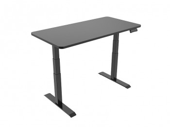 Fit Straight Sit2Stand Height Adjustable Desk