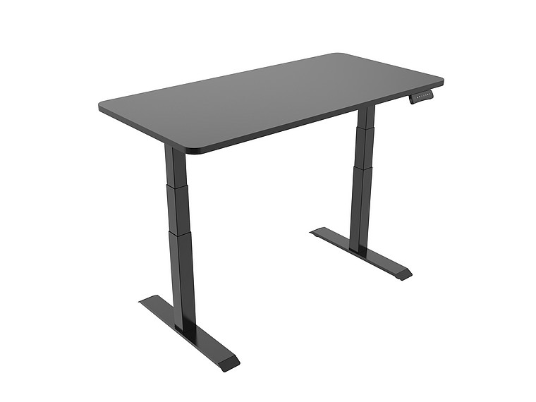Anatome Fit Straight Sit2Stand Height Adjustable Desk