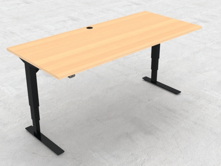 Anatome Rise CL Height Adjustable Ergonomic Sit to Stand Desk
