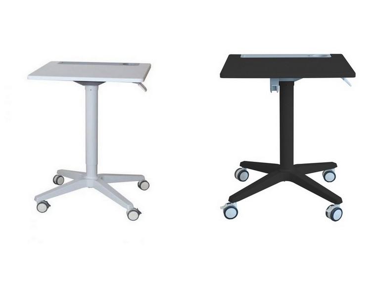 Helsinki2 Sit Stand Mobile Desk