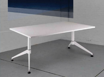 E Series Wide Flip Table Compact Desk