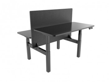 Anatome Smart Fit Back 2 Back Height Adjustable Desk