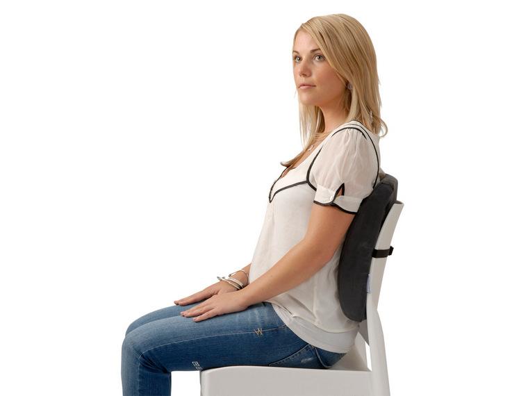 Back Huggar lower back support chair cushion
