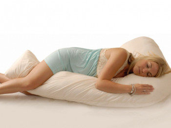 Curved Body Pillow