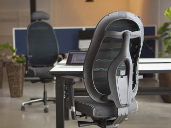 cpod, cpod mesh, mesh office chair, executive office chair, ergonomic office chair