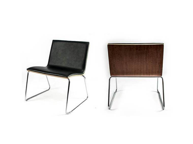The Zig Lounge, Arm Chair, Side Chair, Visitor Chair